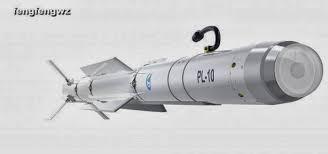 Trung Quốc bật mí về tên lửa PL-10 dành cho tiêm kích tàng hình J-20 ảnh 1