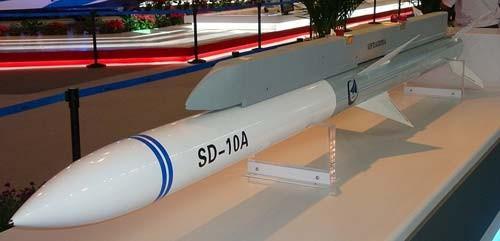 Trung Quốc bật mí về tên lửa PL-10 dành cho tiêm kích tàng hình J-20 ảnh 2