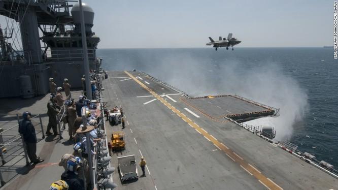 """Quân đội Mỹ không thống nhất về việc đã """"hoàn thành thử nghiệm"""" tiêm kích F-35 ảnh 1"""