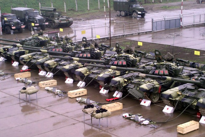 Đột nhập lữ đoàn Bộ binh cơ giới số 18 quân đội Nga ảnh 4