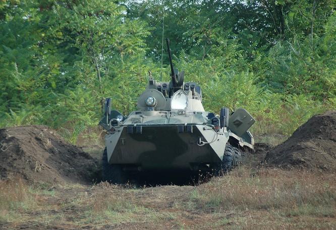 Đột nhập lữ đoàn Bộ binh cơ giới số 18 quân đội Nga ảnh 7