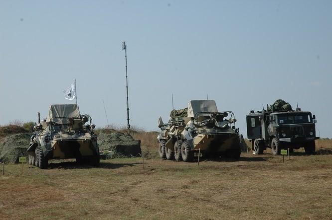 Đột nhập lữ đoàn Bộ binh cơ giới số 18 quân đội Nga ảnh 10