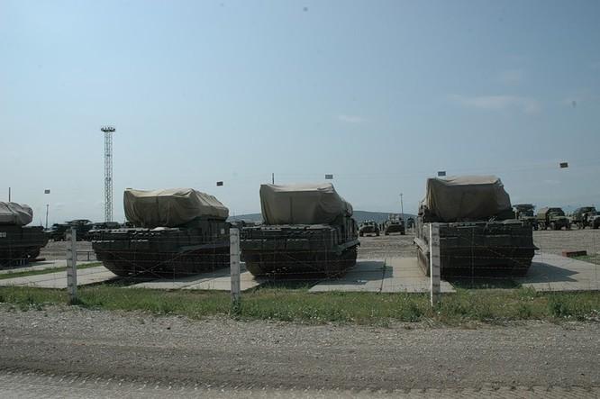 Đột nhập lữ đoàn Bộ binh cơ giới số 18 quân đội Nga ảnh 11