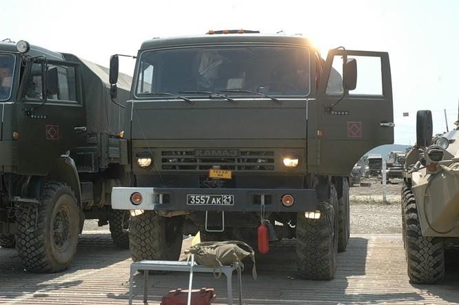 Đột nhập lữ đoàn Bộ binh cơ giới số 18 quân đội Nga ảnh 12