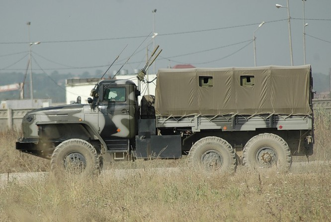 Đột nhập lữ đoàn Bộ binh cơ giới số 18 quân đội Nga ảnh 15