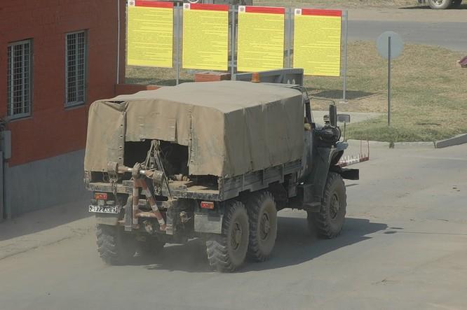 Đột nhập lữ đoàn Bộ binh cơ giới số 18 quân đội Nga ảnh 20