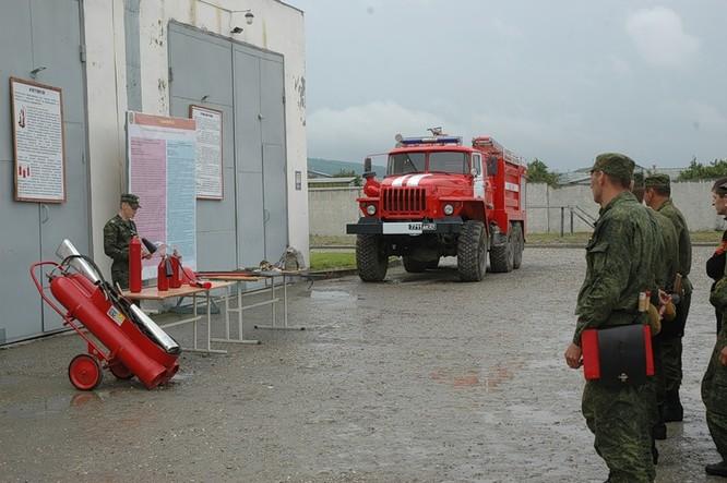 Đột nhập lữ đoàn Bộ binh cơ giới số 18 quân đội Nga ảnh 23
