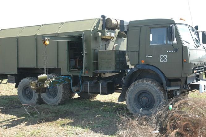 Đột nhập lữ đoàn Bộ binh cơ giới số 18 quân đội Nga ảnh 24