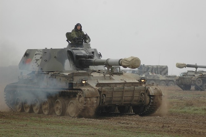 Đột nhập lữ đoàn Bộ binh cơ giới số 18 quân đội Nga ảnh 31