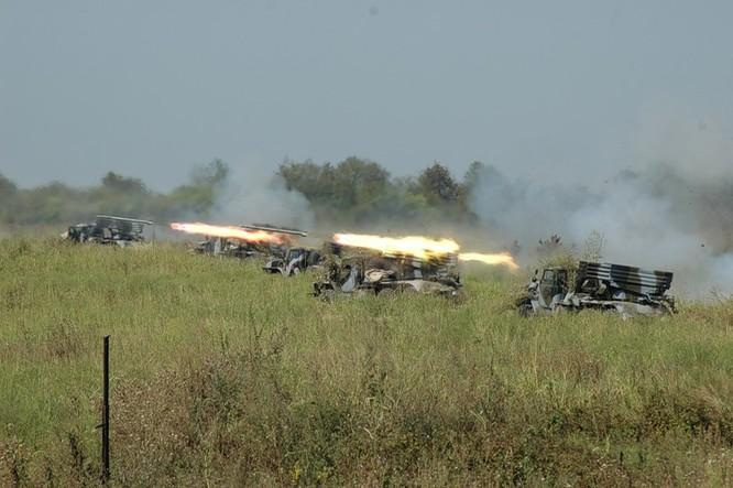Đột nhập lữ đoàn Bộ binh cơ giới số 18 quân đội Nga ảnh 32