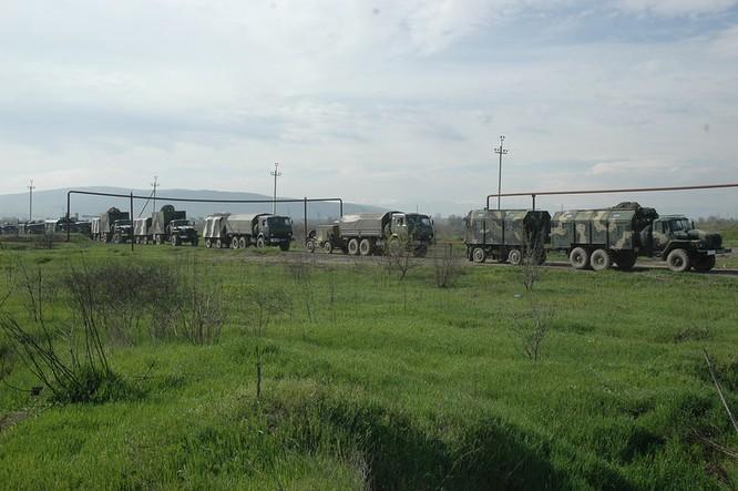 Đột nhập lữ đoàn Bộ binh cơ giới số 18 quân đội Nga ảnh 33
