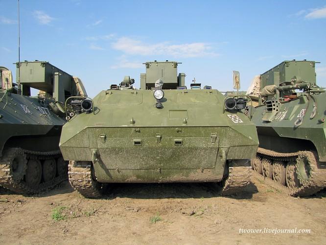 Đột nhập lữ đoàn Bộ binh cơ giới số 18 quân đội Nga ảnh 51