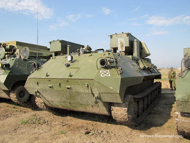 Đột nhập lữ đoàn Bộ binh cơ giới số 18 quân đội Nga ảnh 52