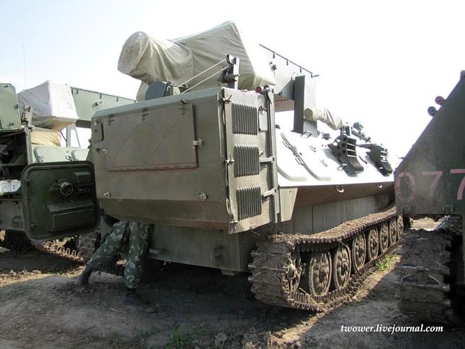 Đột nhập lữ đoàn Bộ binh cơ giới số 18 quân đội Nga ảnh 53