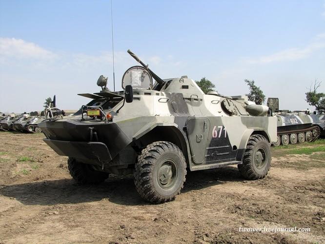 Đột nhập lữ đoàn Bộ binh cơ giới số 18 quân đội Nga ảnh 59