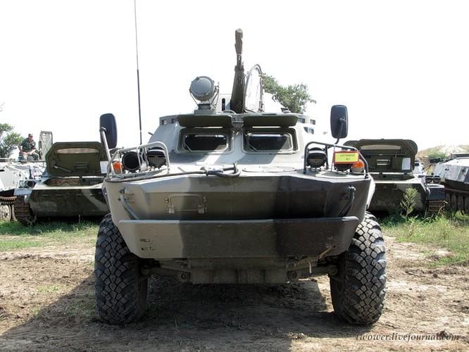 Đột nhập lữ đoàn Bộ binh cơ giới số 18 quân đội Nga ảnh 61