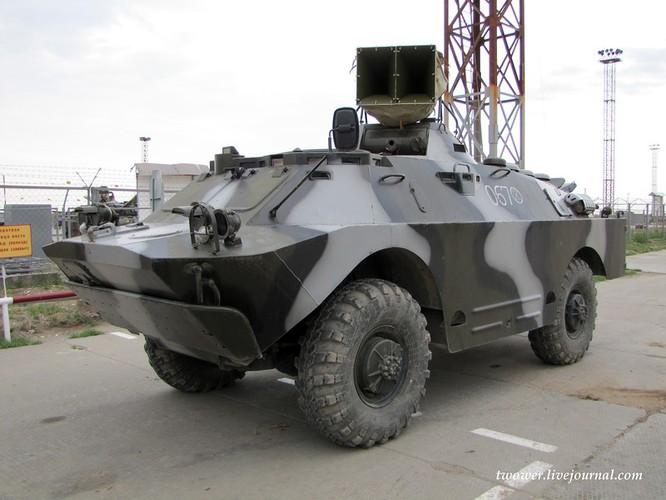 Đột nhập lữ đoàn Bộ binh cơ giới số 18 quân đội Nga ảnh 68