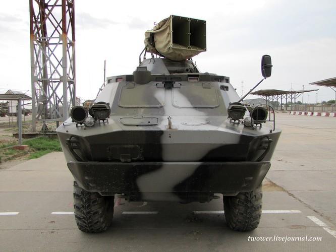 Đột nhập lữ đoàn Bộ binh cơ giới số 18 quân đội Nga ảnh 69