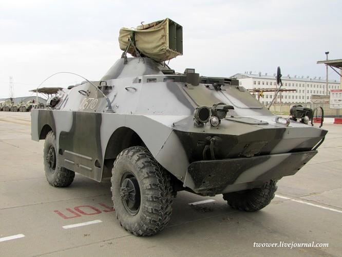 Đột nhập lữ đoàn Bộ binh cơ giới số 18 quân đội Nga ảnh 70
