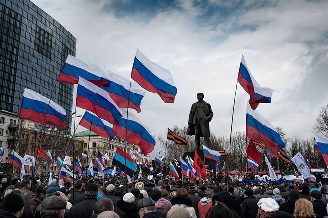 Chiến lược V. Putin ở Đông Ukraine khiến phương Tây thảm bại ảnh 1