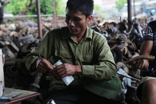"""""""Nghĩa địa xe ô tô"""" của những tỷ phú ở Bắc Giang ảnh 10"""