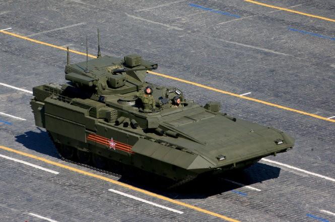 """Nga công bố 5 """"siêu vũ khí"""" ảnh 2"""