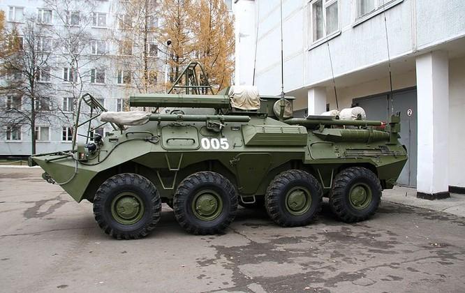 Mỹ công bố hình ảnh mới về Nga đổ xe tăng, chiến đấu cơ tới Syria ảnh 2