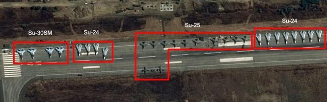 Mỹ công bố hình ảnh mới về Nga đổ xe tăng, chiến đấu cơ tới Syria ảnh 4