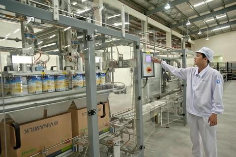 Vinamilk trở thành công ty vốn hóa lớn nhất Việt Nam ảnh 1