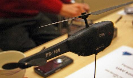 UAV siêu nhỏ Black Hornet: 'Đồ chơi' mới của lính thủy đánh bộ Mỹ ảnh 9