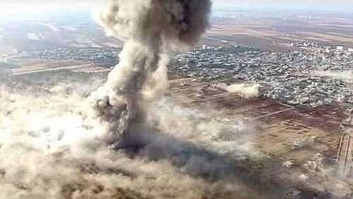 Kẻ đánh bom liều chết bật khóc sợ hãi khi lái xe chứa đầy thuốc nổ ảnh 3