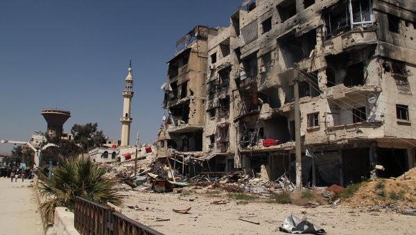 Có vũ khí hiện đại, quân đội Syria quyết thu hồi lại Palmyra ảnh 2