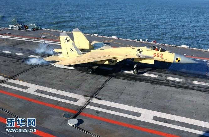 Tàu sân bay Trung Quốc có thể là ác mộng cho hải quân Mỹ? ảnh 1