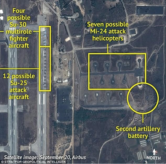 Tiết lộ mới: Putin sắp đưa bộ binh tham chiến tại Syria ảnh 1
