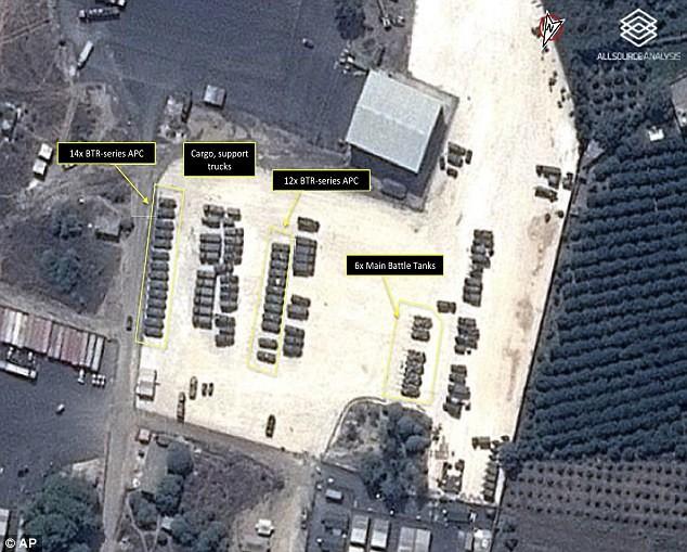 Tiết lộ mới: Putin sắp đưa bộ binh tham chiến tại Syria ảnh 3