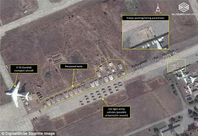 Tiết lộ mới: Putin sắp đưa bộ binh tham chiến tại Syria ảnh 4