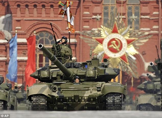 Tiết lộ mới: Putin sắp đưa bộ binh tham chiến tại Syria ảnh 6