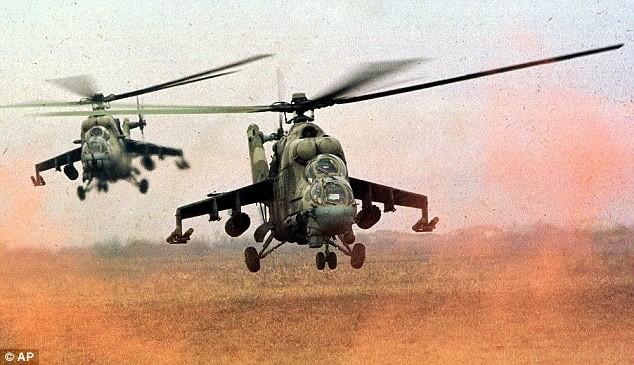 Tiết lộ mới: Putin sắp đưa bộ binh tham chiến tại Syria ảnh 7