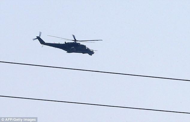 Tiết lộ mới: Putin sắp đưa bộ binh tham chiến tại Syria ảnh 8