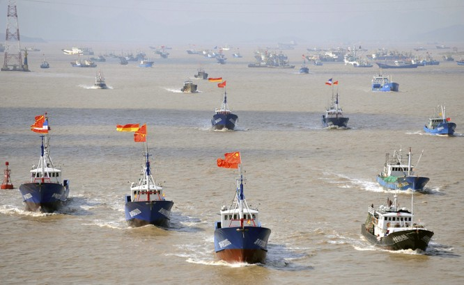 Chuyên gia Mỹ: Biển Đông sẽ là chiến trường quyết định thế kỷ 21 ảnh 1