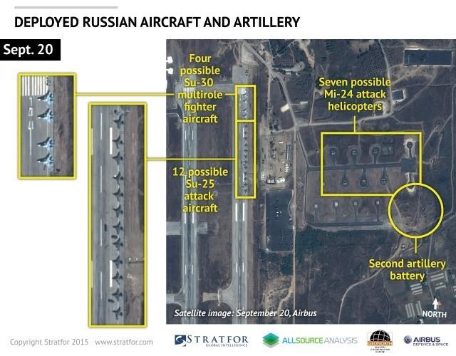 Các chuyên gia nhận định về vị thế của Nga ở Syria ảnh 1