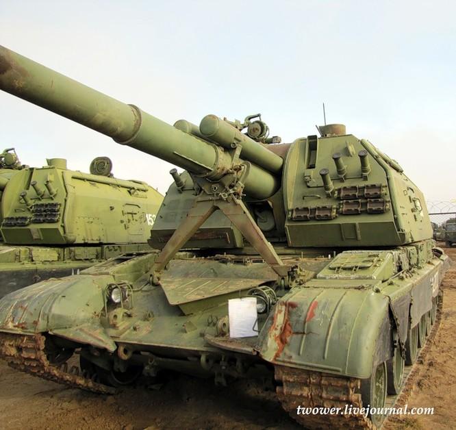Đột nhập ngày kỹ thuật lữ đoàn bộ binh cơ giới số 20 Nga ảnh 3