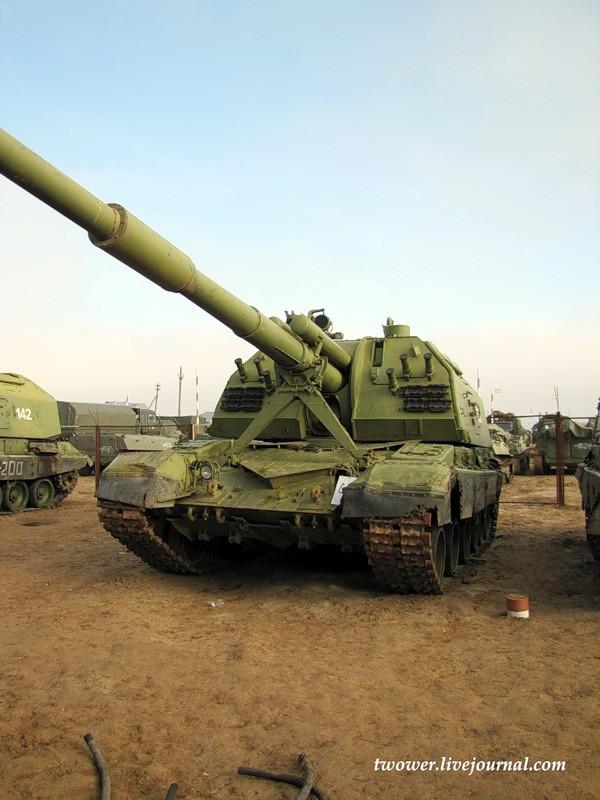Đột nhập ngày kỹ thuật lữ đoàn bộ binh cơ giới số 20 Nga ảnh 4