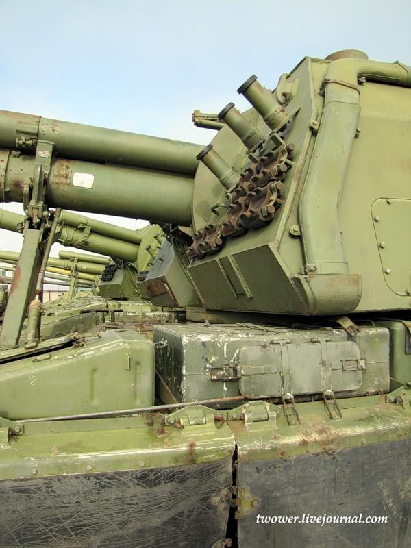 Đột nhập ngày kỹ thuật lữ đoàn bộ binh cơ giới số 20 Nga ảnh 5