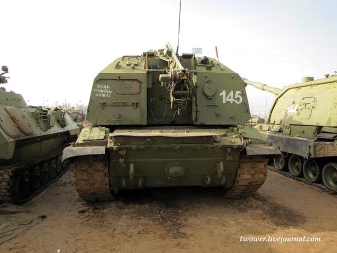 Đột nhập ngày kỹ thuật lữ đoàn bộ binh cơ giới số 20 Nga ảnh 6