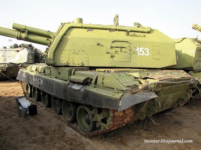 Đột nhập ngày kỹ thuật lữ đoàn bộ binh cơ giới số 20 Nga ảnh 7
