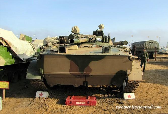 Đột nhập ngày kỹ thuật lữ đoàn bộ binh cơ giới số 20 Nga ảnh 12