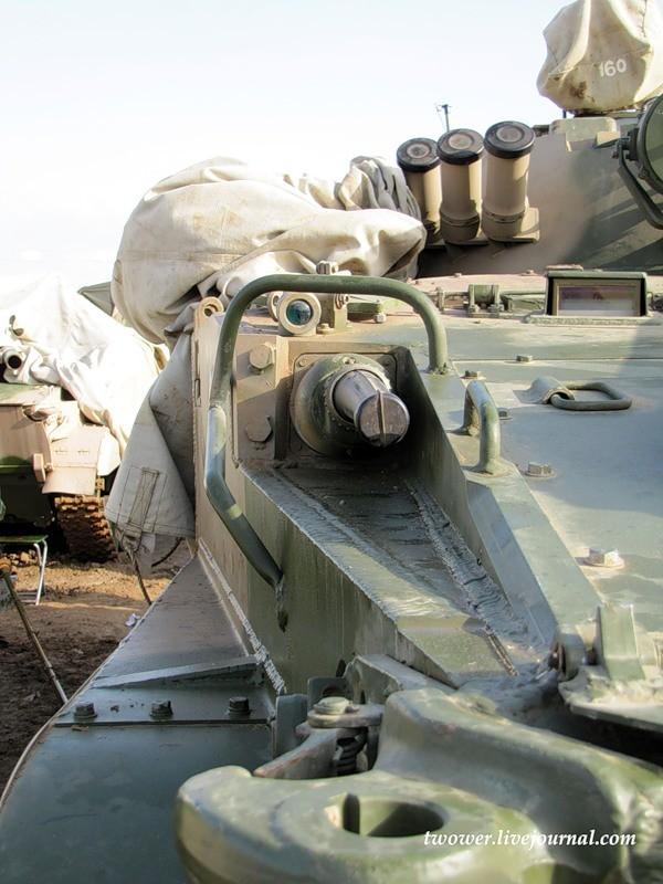 Đột nhập ngày kỹ thuật lữ đoàn bộ binh cơ giới số 20 Nga ảnh 15