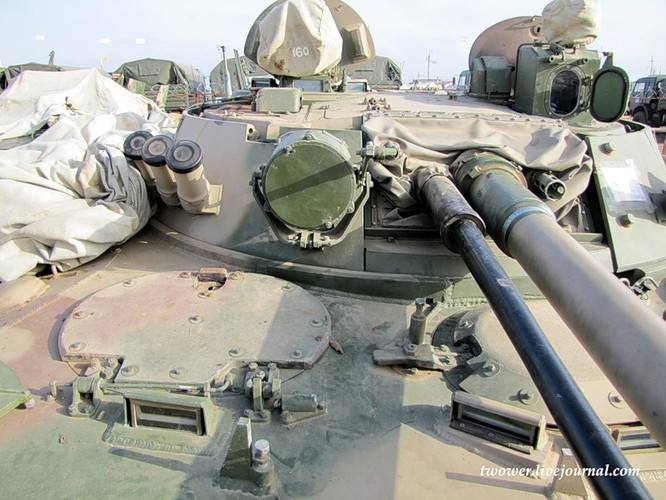 Đột nhập ngày kỹ thuật lữ đoàn bộ binh cơ giới số 20 Nga ảnh 16