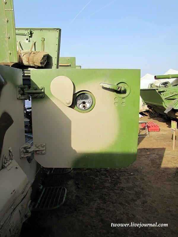 Đột nhập ngày kỹ thuật lữ đoàn bộ binh cơ giới số 20 Nga ảnh 19